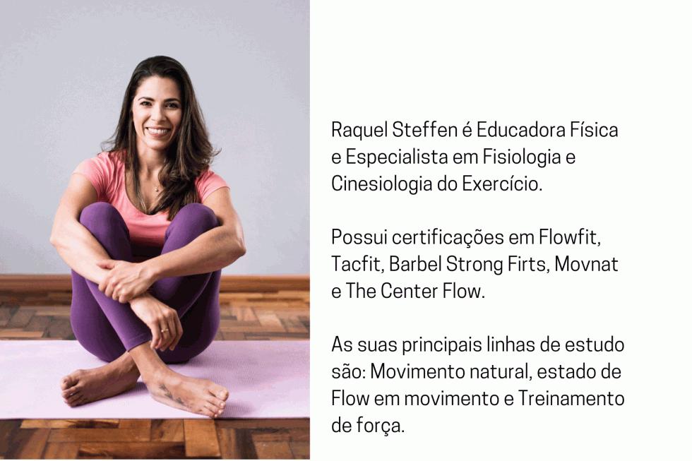 Bio Raquel Steffen