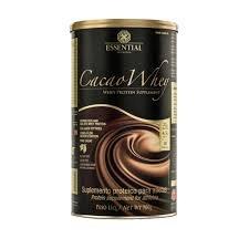 Cacao Whey Lata (900g)