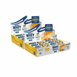 Whey Grego Bar (Display c/12 unid - 40g) - 2 Caixas
