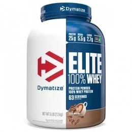 Elite 100% whey café mocha